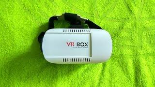 3D шлем-очки Virtual VR Box (Версия 1) для Android/IOS