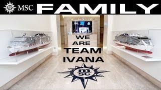 WE ARE MSC FAMILY