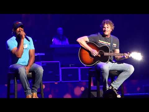Hootie & the Blowfish - I Hope That I Don't Fall In love With You - Las Vegas 6.22.19