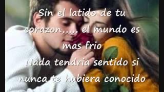 luis fonsi & Christina Aguilera si no te hubiera conocido letra
