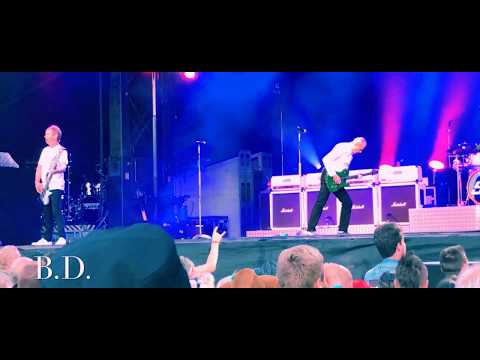 Status Quo - Don't waste my time -  07.07.2018  Boogie - Norway Rock Festival - Kvinesdal - Norge
