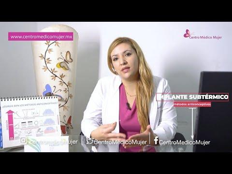 Implante subdérmico IMPLANON