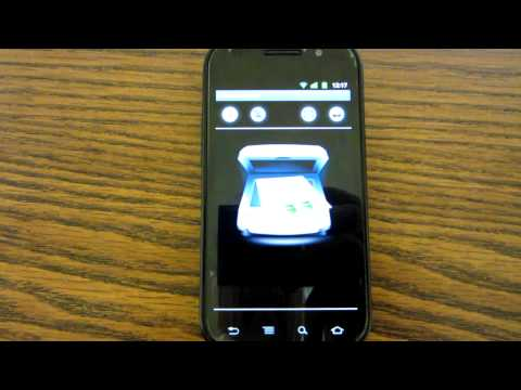 Video of InSaneScanner
