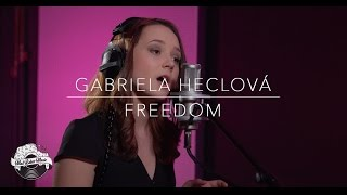 Gabriela Heclová - Freedom (cover song)