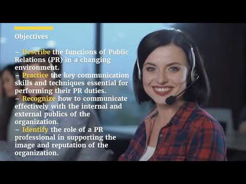Certified Public Relations Professional Training Course - YouTube