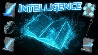 Dark Souls 3 Pure Intelligence Build   Sorcery OP