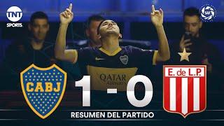 Gracias a la tempranera anotación de 'Bebelo', el Xeneize derrotó por la mínima al Pincha y escaló hasta la punta de la Superliga Argentina 2019/2020. - - -  ¡Suscríbete a nuestro Canal!   https://goo.gl/LnMJaL  Visita nuestro sitio: http://www.tntsportsla.com  Facebook: https://www.facebook.com/TNTSportsLA  Twitter:  https://twitter.com/TNTSportsLA/  Instagram: https://www.instagram.com/tntsportsla/  Web: https://tntsports.com/