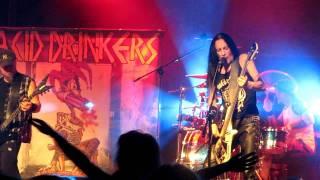 Acid Drinkers - I'm A Rocker & Track Time 66.6 @ Warsaw, Stodola - 15.12.2011