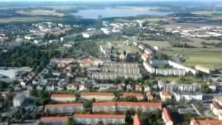 preview picture of video 'Rundflug Heli - Flugtage Bautzen 2012'