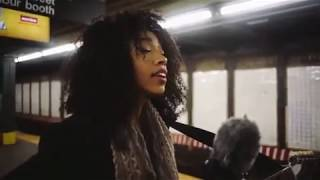 "Najah Lewis covers ""Sunday Morning"" by Maroon 5"