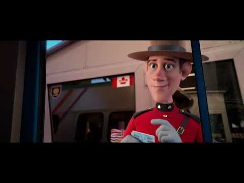 Video trailer för Bigfoot family