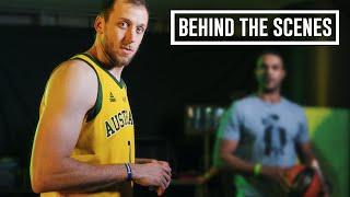 Australia vs USA Basketball   Part I