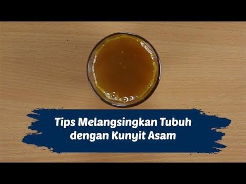 Tips Mudah Buat Jamu Kunyit Asem