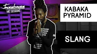 Kabaka Pyramid | Slang | Jussbuss Mic Sessions | Season 1 | Episode 2