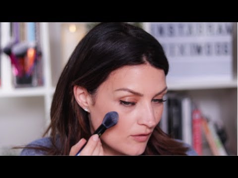 Real Techniques Real Techniques Powder Bleu Soft Finishing Brush