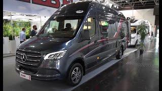 -46 Grad Celsius: Kabe 2021 Mercedes Benz Sprinter 2021 Wohnmobil Kabe TM Van 690 LB Kastenwagen