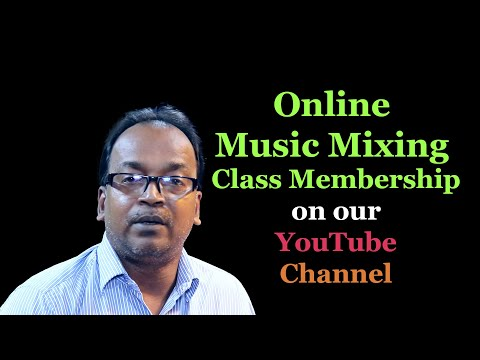Online Music Mixing Class Membership #mixing #mastering# #recording