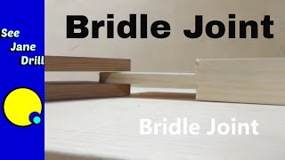 Bridle Joint EASY and STRONG