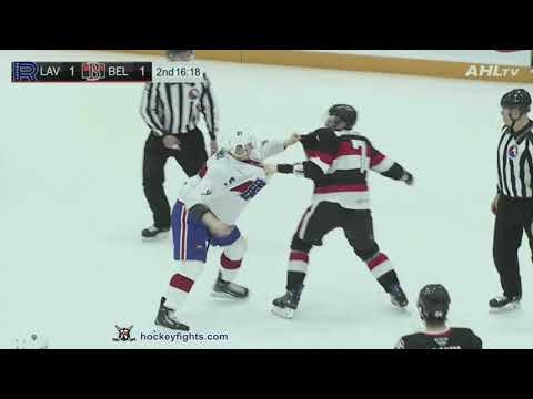 Drake Batherson vs. David Sklenicka