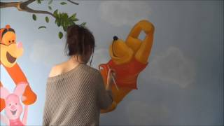 Decorate Room With Winnie the Pooh