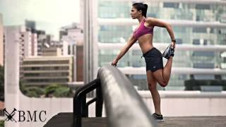 Musica per correre, allenamento in palestra, fitness aerobica.