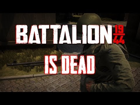 Battalion is DEAD and here's WHY.... (Battalion 1944 Reddit Reaction)