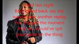 Chris Brown -  U did it Ft. Future Lyrics