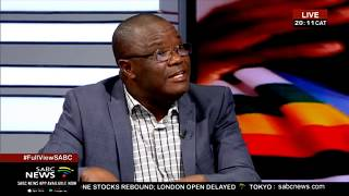 Reaction to Zimbabwe protests: Dr. Pedzisai Ruhanya