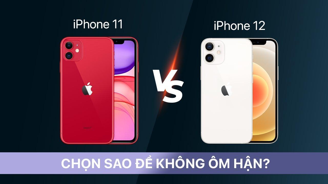 iPhone 11 vs iPhone 12: Chọn sao để không ôm hận?