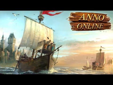 Anno Online - Геймплей, прохождение до второй главы!
