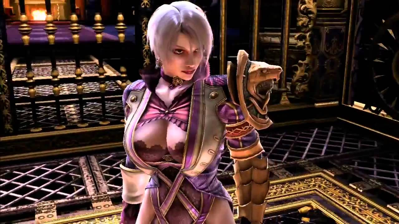 New Soul Calibur V Trailer Has Less Cleavage Than You'd Expect