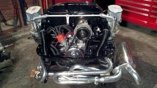 Vintage VW Bus Engine Modifications Pt. 3 Assembly - DIY German Aircooled Garage #9 - 3