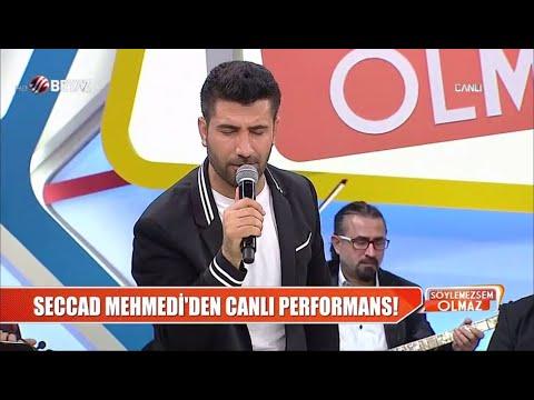 Seccad Mehmedi   Felek & Affet Sevgilim   Canlı   2019   Söylemezsem Olmaz
