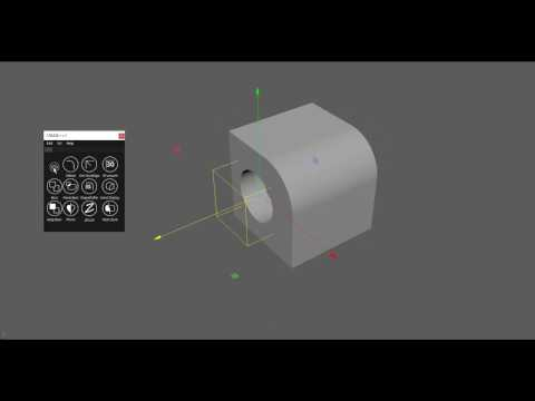 [MAYA] CREASE+ - Tool for Hard Surface — polycount