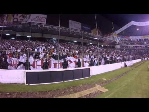 """Liga Deportiva Universitaria 2 vs San Lorenzo 0  (MixDeBarras) Copa Libertadores"" Barra: Muerte Blanca • Club: LDU"