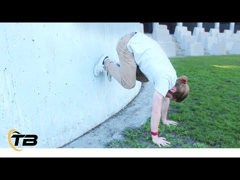 Getting Started In Parkour-Top 6 Exercises For Beginner Parkour Training