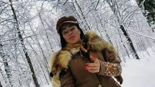 #EVгеника_ЧИТАЕТ стихи «морозко» поэт Сола Монова