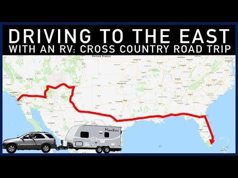 Driving to the East: A Sequel to Driving to the West
