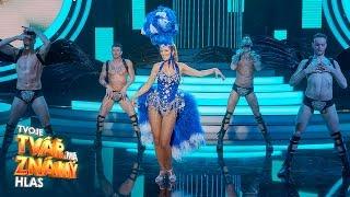 """Adéla Gondíková jako Kylie Minogou - """" In Your Eyes""""   Tvoje tvář má známý hlas"""