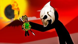 Epic Giant Stickman Boss Fight to Bring Order to the Empire in Stick War Legacy!