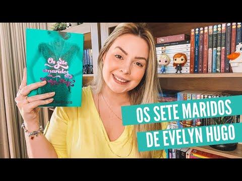 Vlog de leitura: Os Sete Maridos de Evelyn Hugo, TAYLOR JENKINS REID | Apego Literário