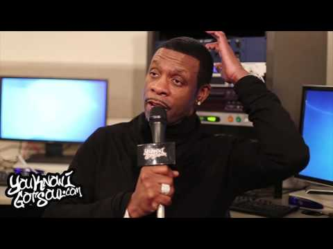 Keith Sweat Interview: Las Vegas Residency,