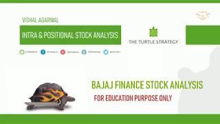 BAJAJ FINANCE STOCK ANALYSIS INTRADAY & POSITIONAL