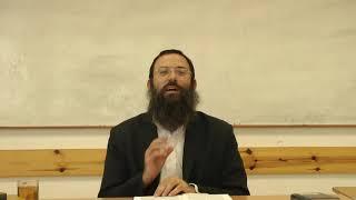 נתיבות עולם - נתיב העבודה שיעור 6 - הרב אריאל אלקובי שליט''א