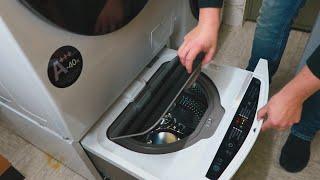 WERBUNG: Vorgestellt - TWINWash Waschmaschine von LG #LGTWINWash