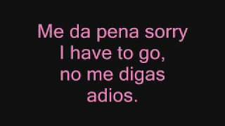 Aventura OUR SONG(CANCION DE AMOR)