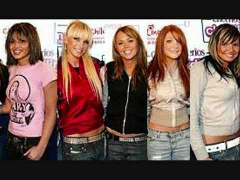 Girls Aloud - Not Tonight Santa - Christmas Radio
