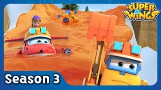Maple Syrup Surprise | super wings season 3 | EP36