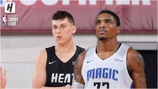 Miami Heat Vs Orlando Magic   Full Game Highlights | July 9, 2019 NBA Summer League