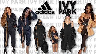 BEYONCE TOOK MY MONEY CHILE   $800+ IVY PARK X ADIDAS TRY ON HAUL  IS IT WORTH IT?   iDESIGN8